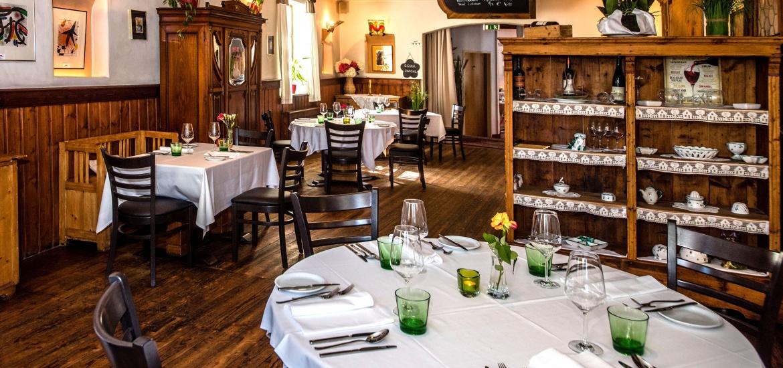 Restaurant <br> <br> f&uuml;r ca. 32 Personen-
